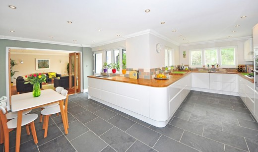 An odor free kitchen
