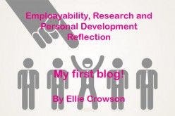 Employability, Research and Professional Development Reflection