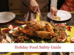Holiday Food Safety Guide: 6 Tips to Avoid Food Poisoning or Other Illnesses