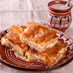 Traditional Bulgarian Feta Pie: Banitsa