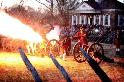 Christmas in Williamsburg: Traveling Historic America