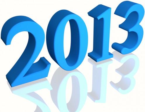 2013 Fun Facts, Trivia & News