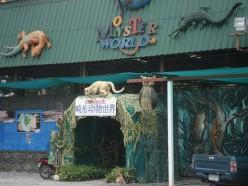 Monster World in Pattaya Thailand