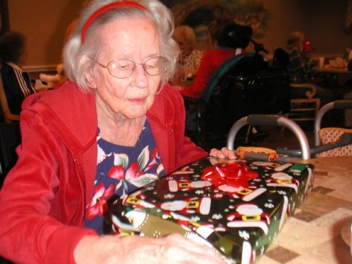 More Gift Ideas for Seniors and Nursing Home Residents