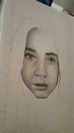 Tips on How to Draw a Face With the Correct Structure