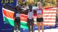 Elite Women @ NYC Marathon 2018