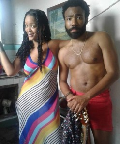 Donald Glover & Rihanna to Star in Guava Island