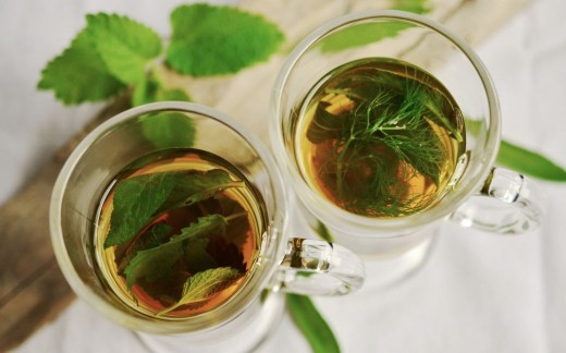 Herbal infusions are delicious and effective healers.