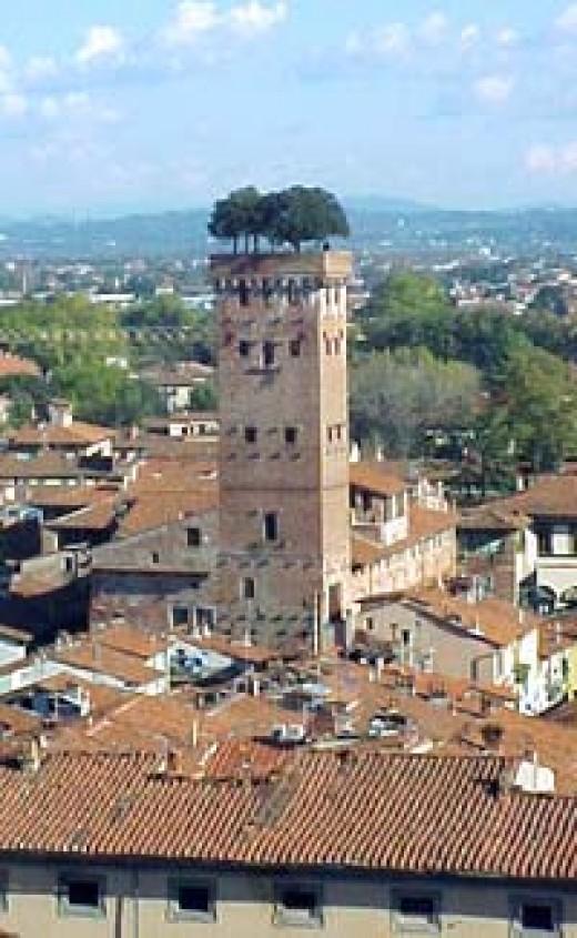 Torre Guinigui