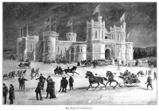 Ice Palace (castle) 1896