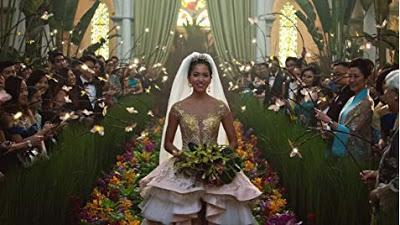 The mesmerizing wedding scene.