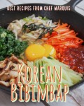 Korean Bibimbap (Korean Rice With Vegetables) Made Easy