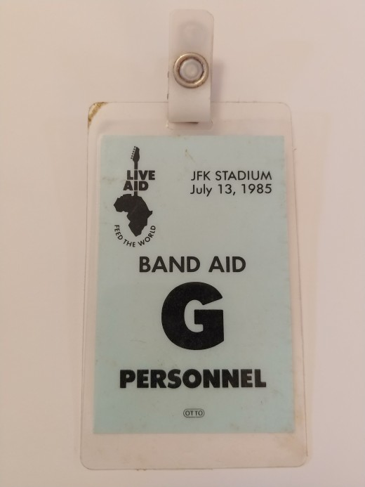 My all-access pass.