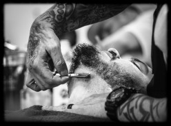 The Devil's in the Details; a Mans Guide to the Straight Razor Shave