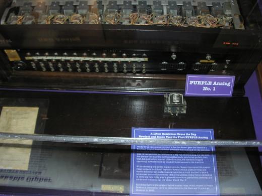 The VERONA exhibit.