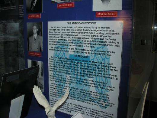 The VERONA exhibit