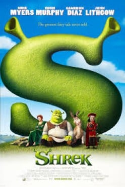 Shrek Movie Review ( 2001 movie )