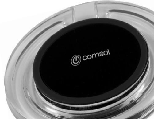 Comsol Qi wireless charging pad