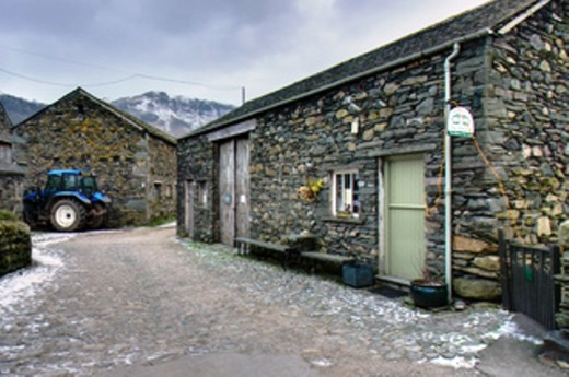 Yew Tree Farm with 'Flock-in' Tearooms provides economically priced B&B accommodation