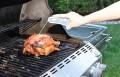 A BBQ Needs the Rain Drop Waterproof Digital Thermometer