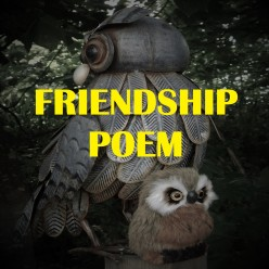 Friendship Poem - Little Owl