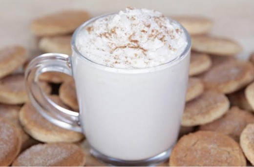 Snickerdoodle Hot Chocolate