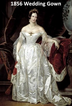 Antique and Vintage Wedding Gowns – Styles Through the Ages