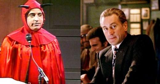 Jon Lovitz and Robert De Niro almost played Harry.
