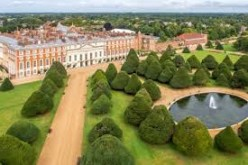 The Ghosts of Hampton Court
