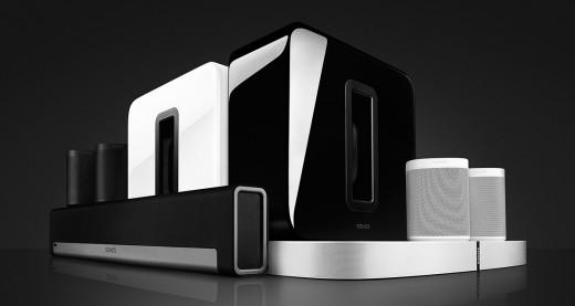 Smart Home Technology: Wireless Home Theater & Wireless Music