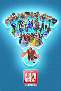 Adventures in Wi-Fi: Ralph Breaks the Internet