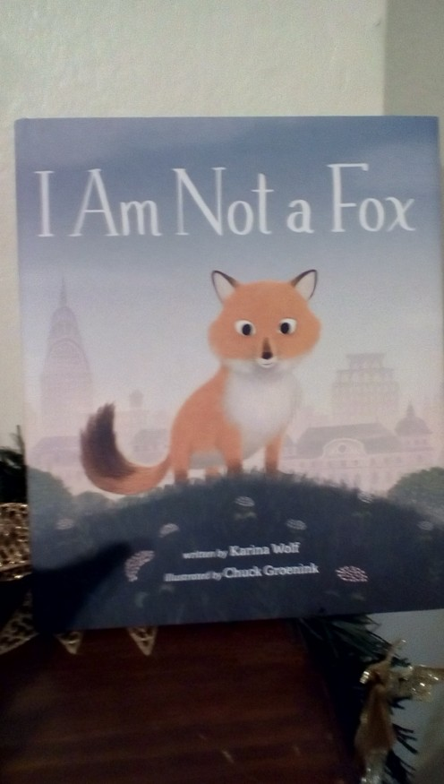 Little Fox learns that being himself is a good thing.