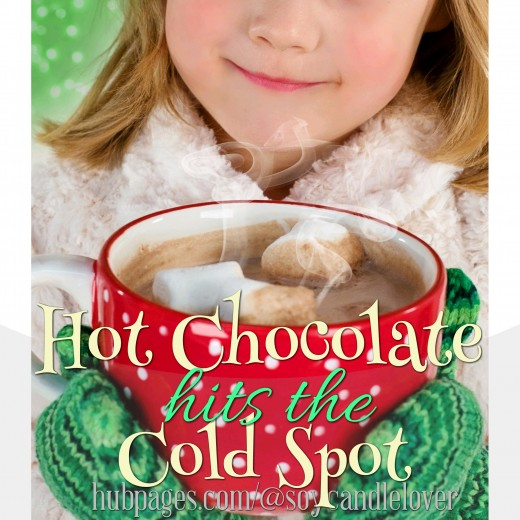 Crock Pot Hot Chocolate hits the Cold Spot!