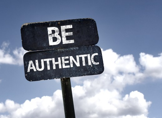 """""""Authenticity is the quality that makes our brand relevant and real to our followers, the quality that connects us and speaks to our clients on a deeper level."""""""