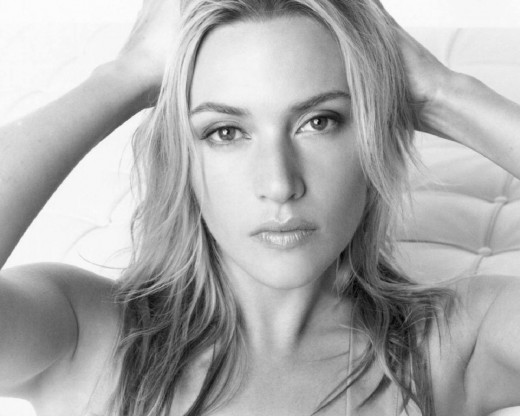 Kate Winslet —— the Delicate