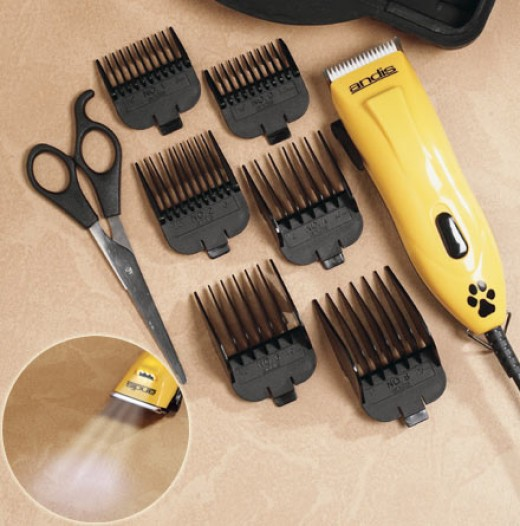 Andis Lighted Dog Clipper