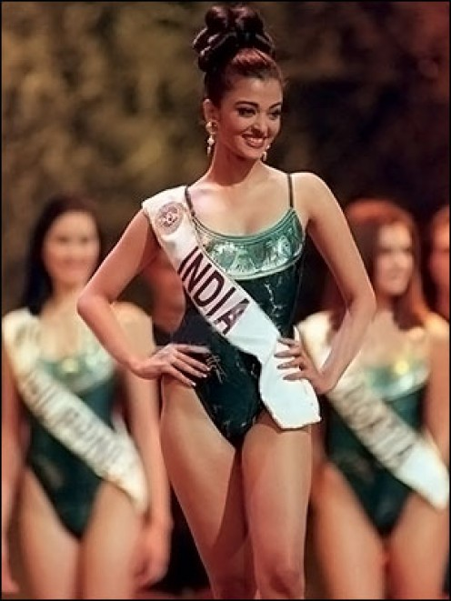 The beauty of the one-piece swim-wear design has graced many Miss World Pageant's stages.