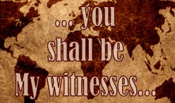 The Unbeliever Needs Our Witness, Not Our Condemnation.