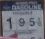 December 2019 gas price.