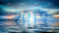 2019 New Year's Resolutions: Goals and Values