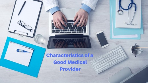 Finding a medical provider you trust and are comfortable with is well worth your time.