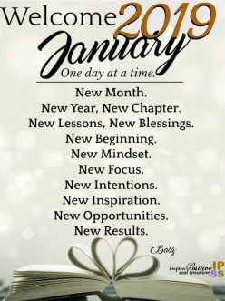 Acrostic Poems: January