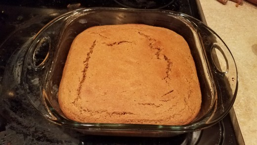 Bake for 30 minutes.