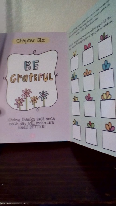 Gratitude should be a top wish for our young children