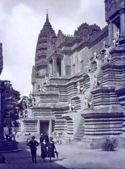 Angkor Wat: Wonder Temple