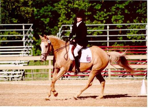 One of my heart horses, me and Cory. From trail horse to dressage championships, Me and Cory did it all! May he rest in peace!