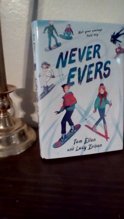 Teen Friendships, Crushes, and Delightful Teen Romance in Engaging New Book for Fans of Tom Ellen and Lucy Ivison