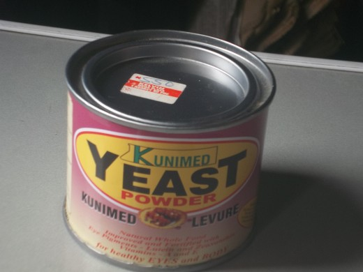 Nutritional yeast provides the eight B-complex vitamins plus B12.