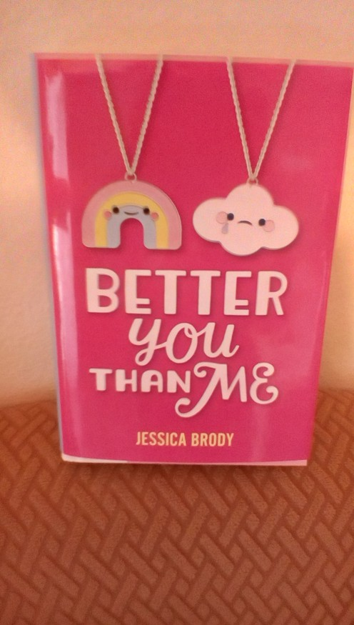 Fun read for fans of Jessica Brody.  Trending topics of bullying and mean girls are part of the lessons from this new novel for ages 10+