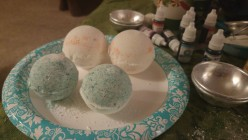 Making Bath Bomb is easy and fun!